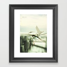 AIR.DCX009 Framed Art Print