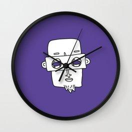 Faces 02 Wall Clock