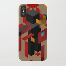 Iron Man Assembled Slim Case iPhone X