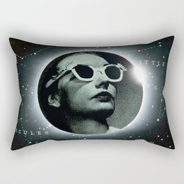 A future so bright // Looking at the stars Rectangular Pillow