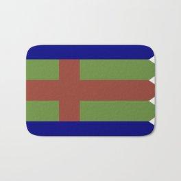 Jutland Flag Bath Mat