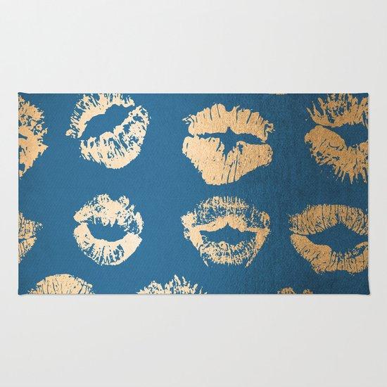 Metallic Gold Lips In Orange Sherbet And Saltwater Taffy