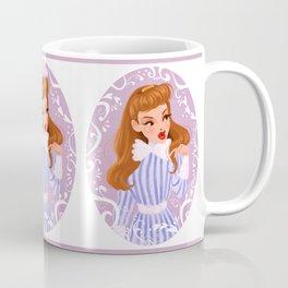 Judy Garland in Meet Me In St. Louis  Coffee Mug