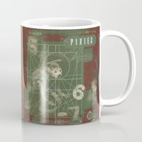 pixies Mugs featuring Pixies - Doolittle by NICEALB