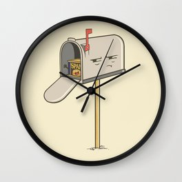 You've Got Spam! Wall Clock