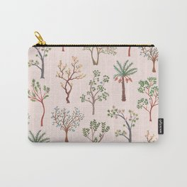 Oasis - Rose Pink Carry-All Pouch