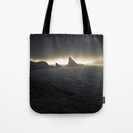 Line of Light Tote Bag