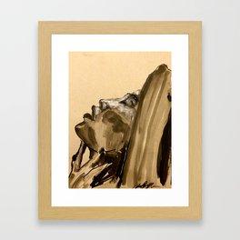 Shadow Series #15 Framed Art Print