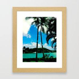Hawaii Kai Framed Art Print