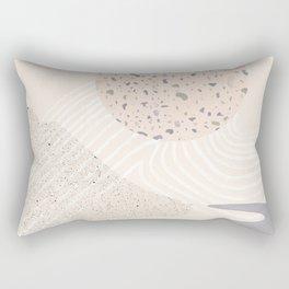 Soft landscape Rectangular Pillow