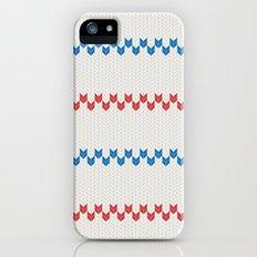 Pattern Pippi iPhone (5, 5s) Slim Case