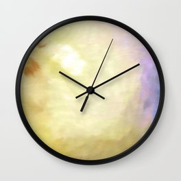 Gentle and Calm Wall Clock