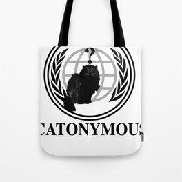 Catonymous Tote Bag