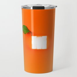 Orange out of the box Travel Mug