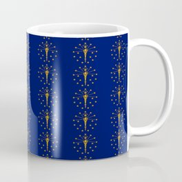 flag of indiana 2-midwest,america,usa,carmel, Hoosier,Indianapolis,Fort Wayne,Evansville,South Bend Coffee Mug