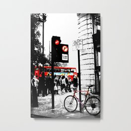 Berkeley Street, London Metal Print