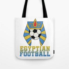 Egyptian Football World cup Soccer Championship world champion ball Tote Bag