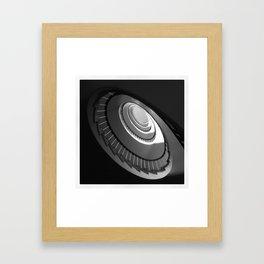 LOOP LOOP  Framed Art Print