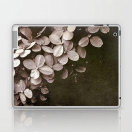 hydrangea too Laptop & iPad Skin