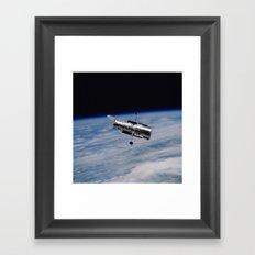 Hubble Space Telescope Photographic Print Framed Art Print
