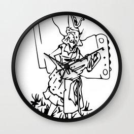 Dea Wall Clock