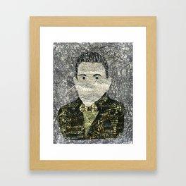 John Kerr Branch Framed Art Print