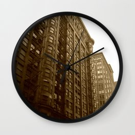 Permanence  Wall Clock