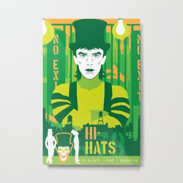 THE WARRIORS :: THE HI-HATS Metal Print