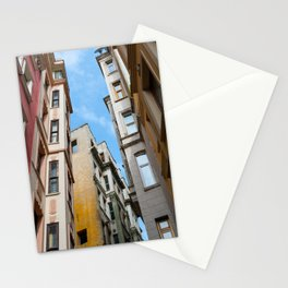 Colors of Istanbul Stationery Cards