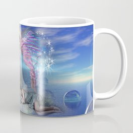 A novel can be a portal into parallel realities Coffee Mug