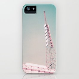Los Angeles - Pacific, Hollywood iPhone Case