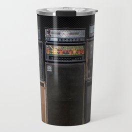 Heavy Metal Amp Stack Travel Mug