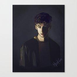 Dark Troye Canvas Print