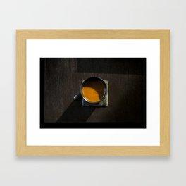 Morning Cup of Joe Framed Art Print