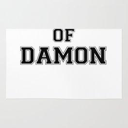 Property of DAMON Rug