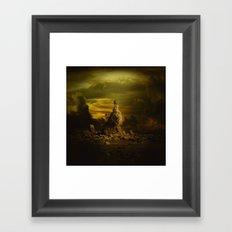 Soothe Me Framed Art Print