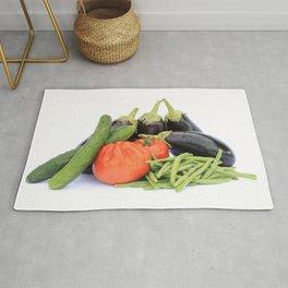 Vegetables together Rug