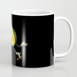 Avocado rollerskate Coffee Mug
