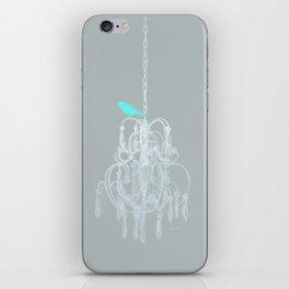 Pretty Classy Bird iPhone Skin