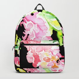 flora series xv in contrast Backpack