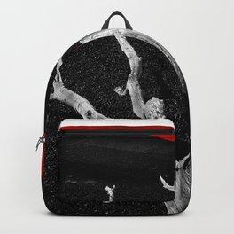 Lava Drift Wood Backpack