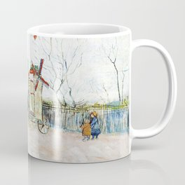 Vincent van Gogh - Stalemate Of The Two Brothers - Digital Remastered Edition Coffee Mug