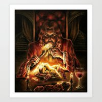 The End of Emptiness Part II Art Print