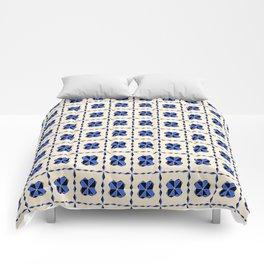 symetric patterns 1 -mandala,geometric,rosace,harmony,star,symmetry Comforters