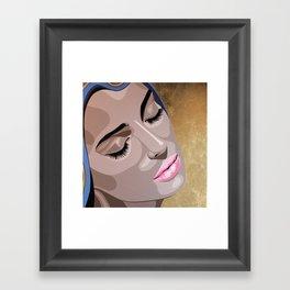 Songe Divin  Framed Art Print
