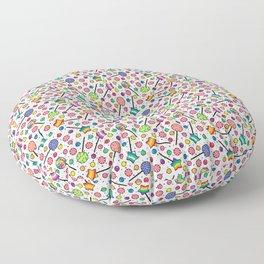 Sugar Rush Floor Pillow
