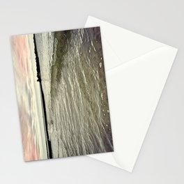 Sunset Crashing Stationery Cards