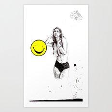 xei2 Art Print