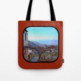 Delphi Valley, Greece  Tote Bag