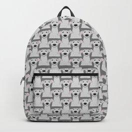 Cream Iggy Backpack